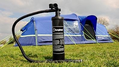 Our Tent Berghaus Air 8 Tentlife