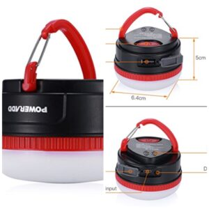 Poweradd camping lantern